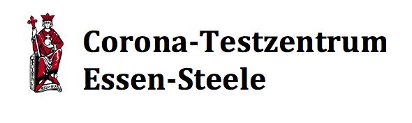 Corona-Testzentrum Steele