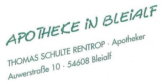 Apotheke in Bleialf