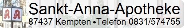 Sankt-Anna-Apotheke